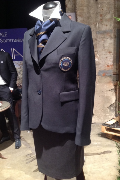 Italian Sommelier Association - Woman Office Uniform